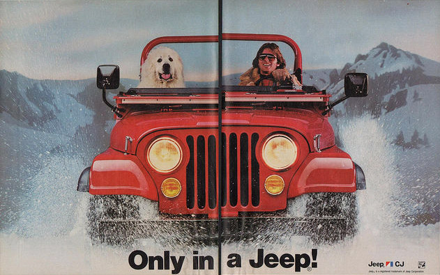 Jeep Grand Wagoneer For Sale >> Vintage Jeep Ads | Mopar Blog