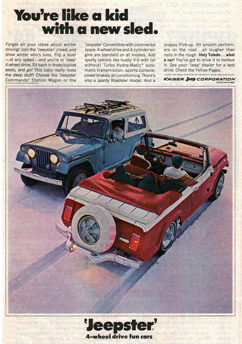 Jeep-Jeepsters