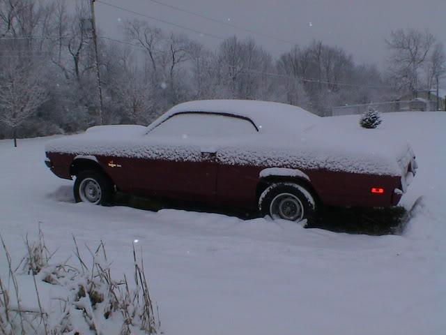Mopars in the Snow | Mopar Blog