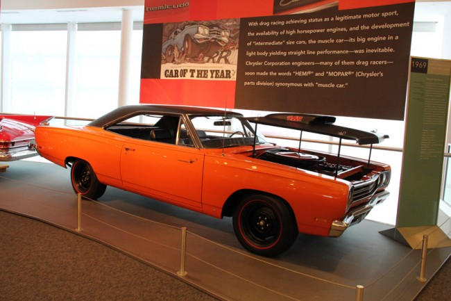 Walter-P-Chrysler-Museum-Road-Runner
