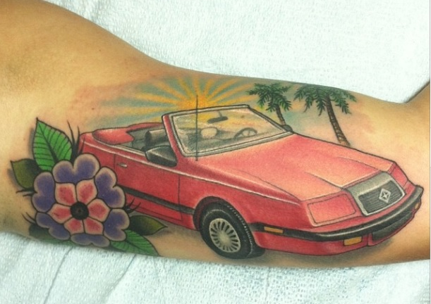 Chrysler-Lebaron-tattoo