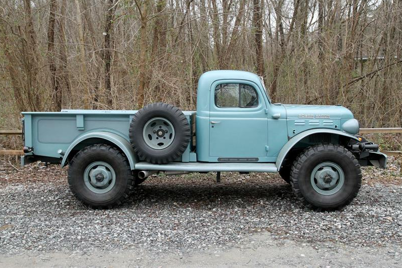 1949 dodge power wagon on ebay mopar blog