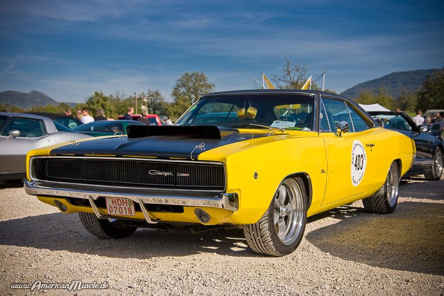 1968-Dodge-Charger-yellow-Germany