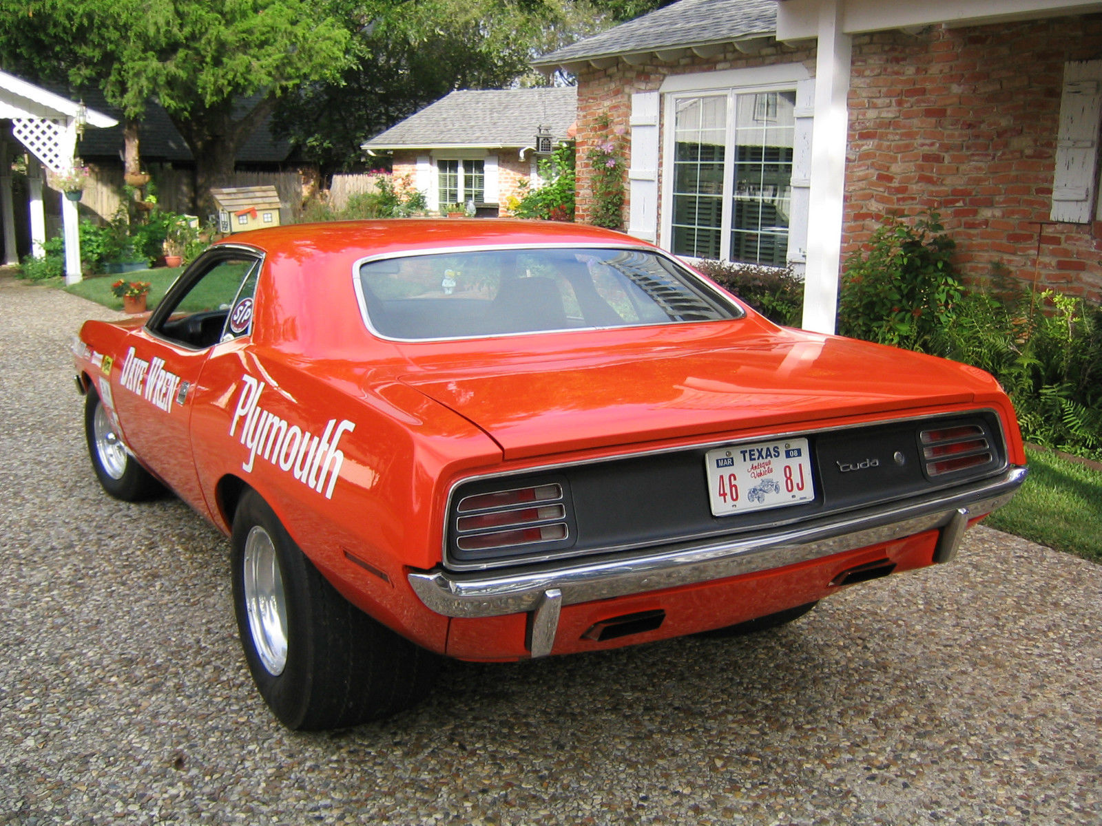 Mopars For Sale On Craigslist >> Dave Wren's Super Stock 1970 Barracuda on eBay | Mopar Blog