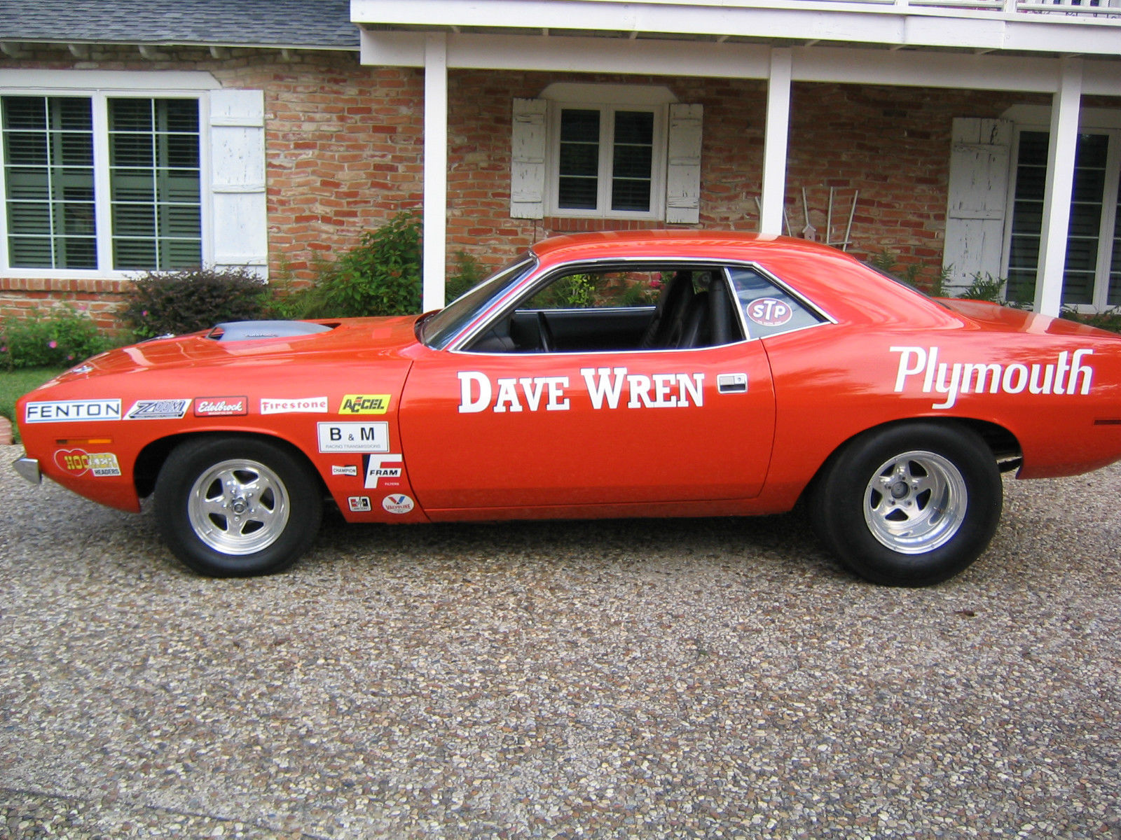 Dave Wren\'s Super Stock 1970 Barracuda on eBay | Mopar Blog