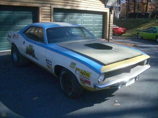 Craigslist Dodge Cuda Autos Post