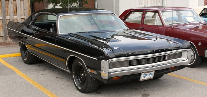 Plymouth sport fury gt muscle car mopar blog - 1970 plymouth fury gran coupe ...