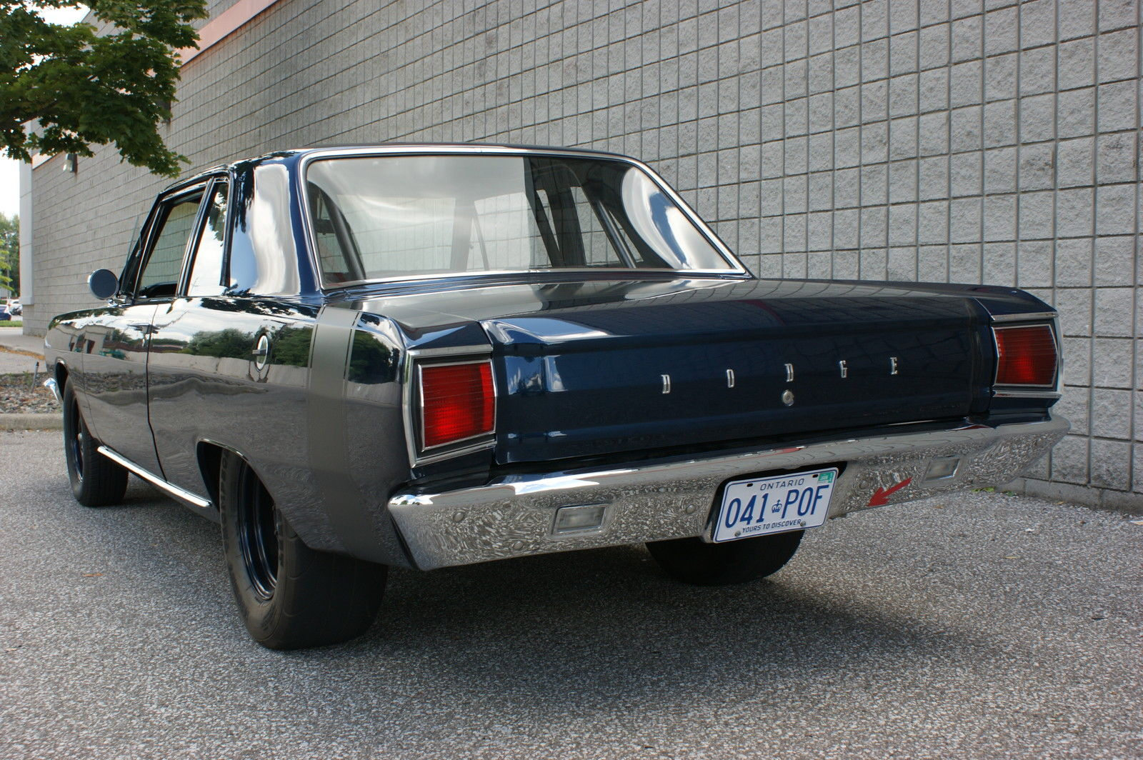 Strictly Business 1967 Dodge Dart On Ebay Mopar Blog