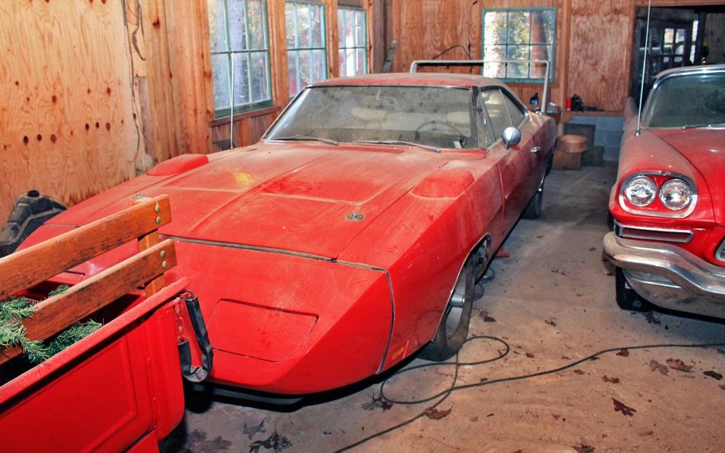 1969 Dodge Charger Daytona Nose