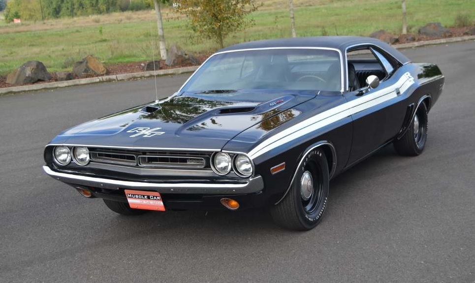 Mr Norms 1971 Dodge Challenger R T 426 Hemi Mopar Blog