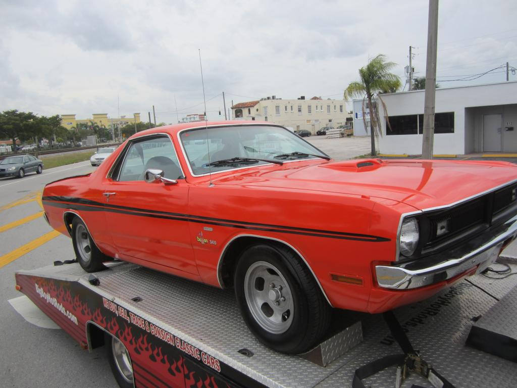 1971 Dodge Demon El Camino Conversion On Ebay Mopar Blog
