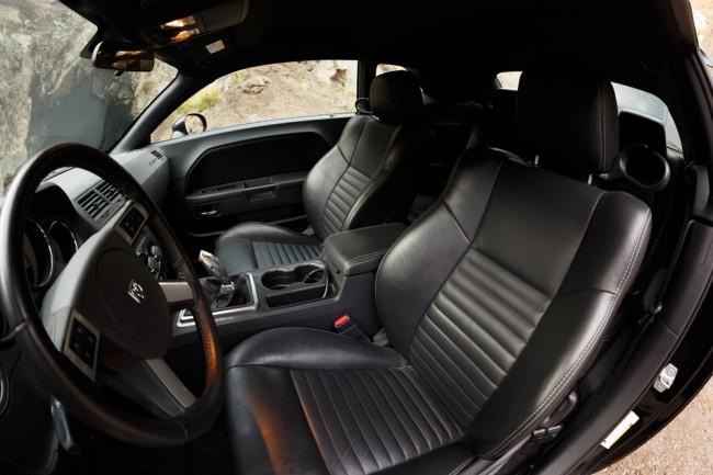 Batman Inspired Dodge Challenger Mopar Blog