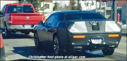 2015 Challenger Hellcat The challenger, charger and