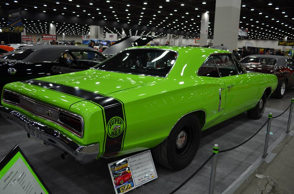 Autorama Bee on 1972 Dodge Ram