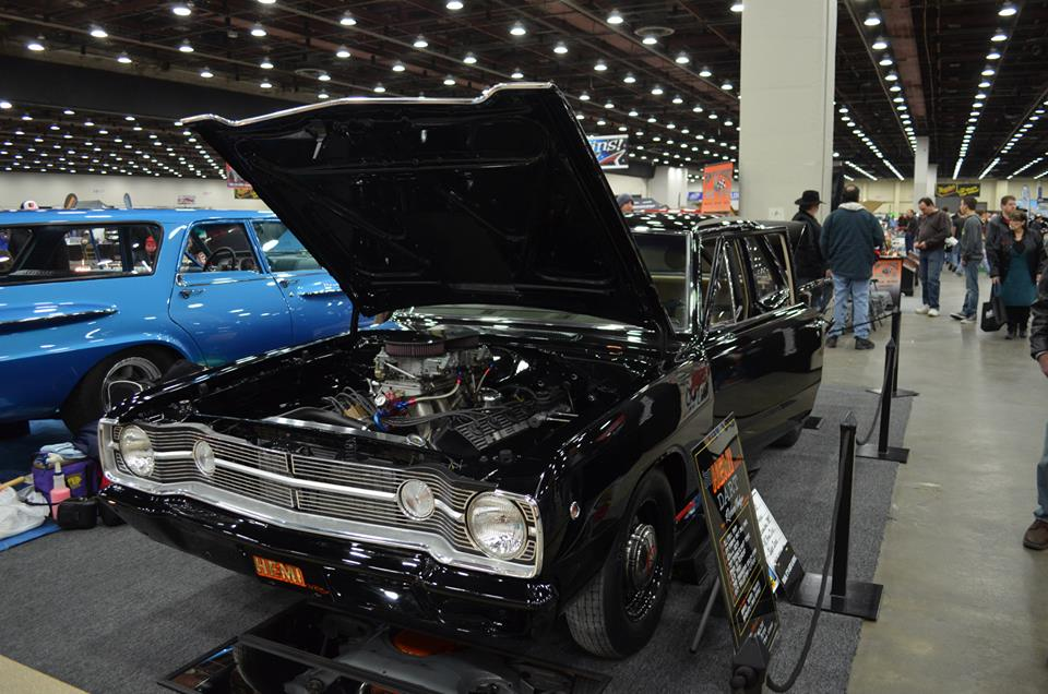 More Pics From Detroit Autorama Mopar Blog
