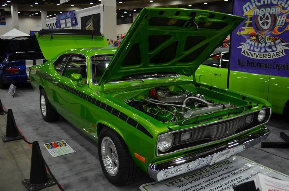 Dodge Challenger Hellcat For Sale >> More Pics from Detroit Autorama   Mopar Blog