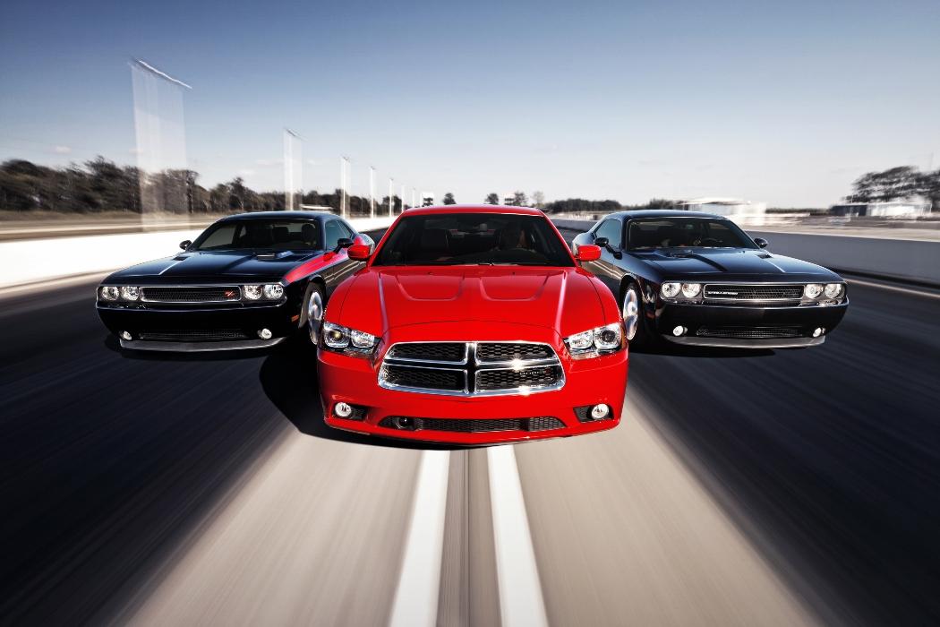 Dodge Power Rallye Tour