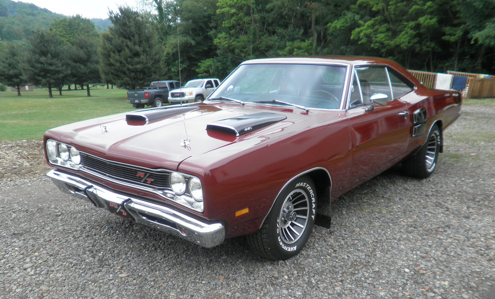 Reader S Rides Terry Mick S 1969 Dodge Coronet R T