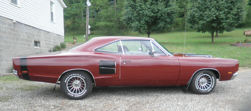 Reader S Rides Terry Mick S 1969 Dodge Coronet R T Mopar Blog