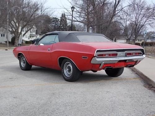 1971 Dodge Challenger Convertible on eBay | Mopar Blog