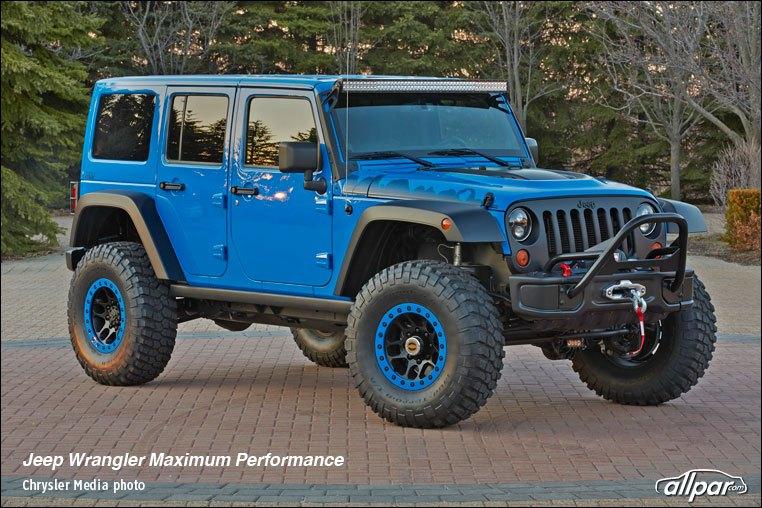 Diesel Jeep Wrangler For Sale >> Six Jeep Concept Vehicles Debuting in Utah | Mopar Blog