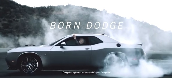 2015 Dodge Challenger Commercial Mopar Blog