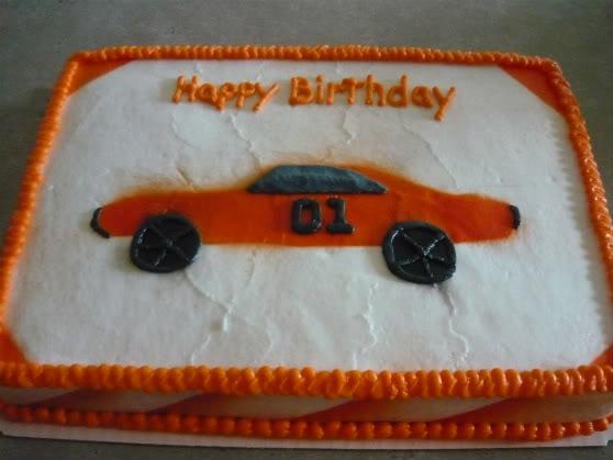General-Lee-Birthday-Cake