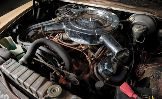 Plymouth Plainsman Engine on Dodge Ram Trucks