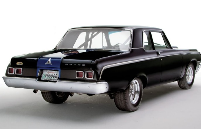 Car Tail Lights >> Kenny Wayne Shepherd's 1964 Dodge 330 | Mopar Blog