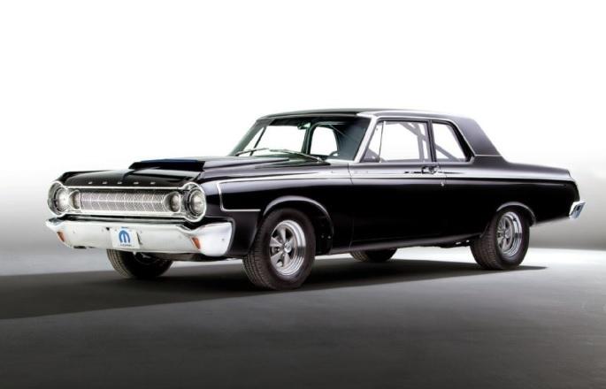 1964-Dodge-330-3qtr