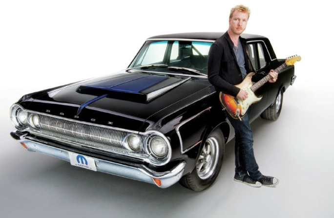 Kenny Wayne Shepherd S 1964 Dodge 330 Mopar Blog