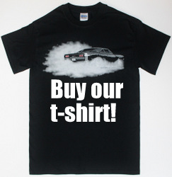 Buy our t-shirt!