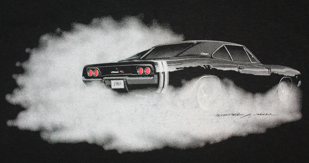 1968 Dodge Charger T Shirt Blowout Mopar Blog