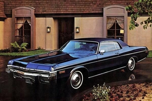Chrysler S Fuselage Styling Mopar Blog