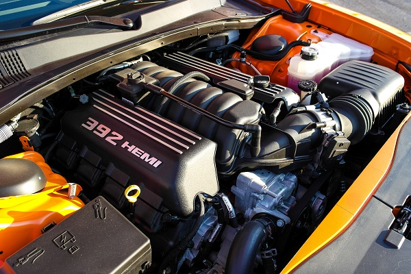 Dodge Charger Srt Super Bee Engine