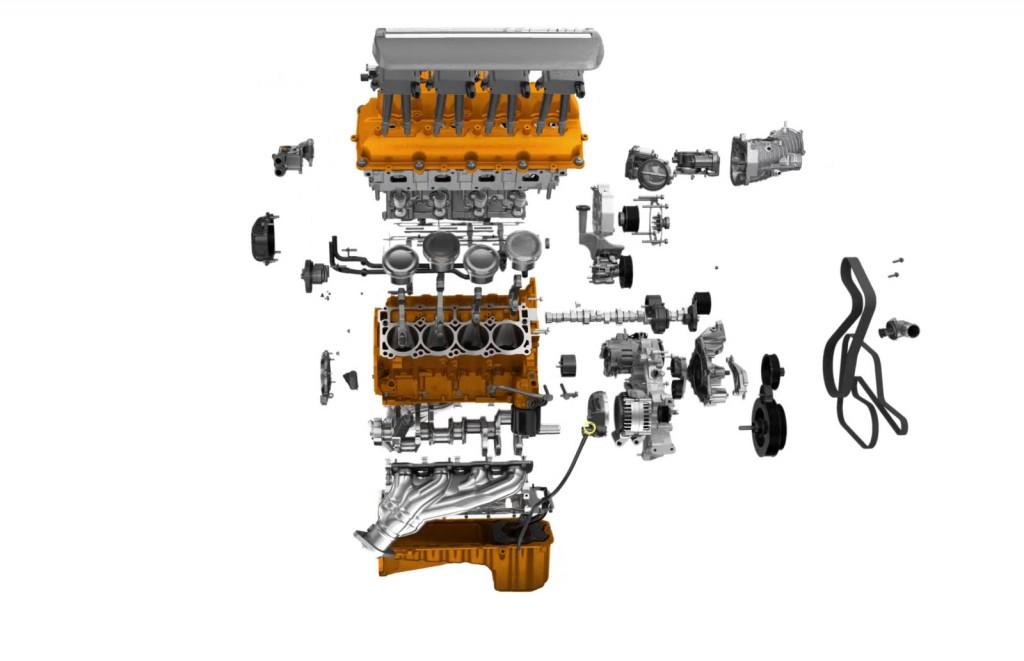 Some Hellcat Engine Details Released  Mopar Blog