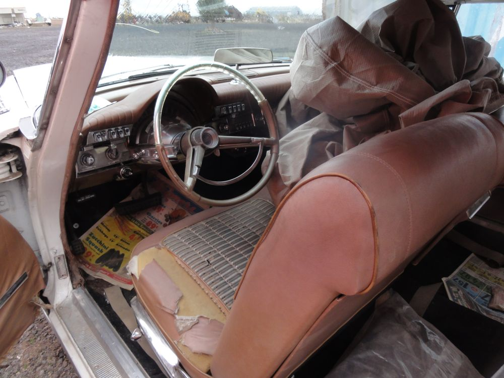 1962 chrysler 300 in the charles kee collection mopar blog - Chrysler 300 interior accessories ...