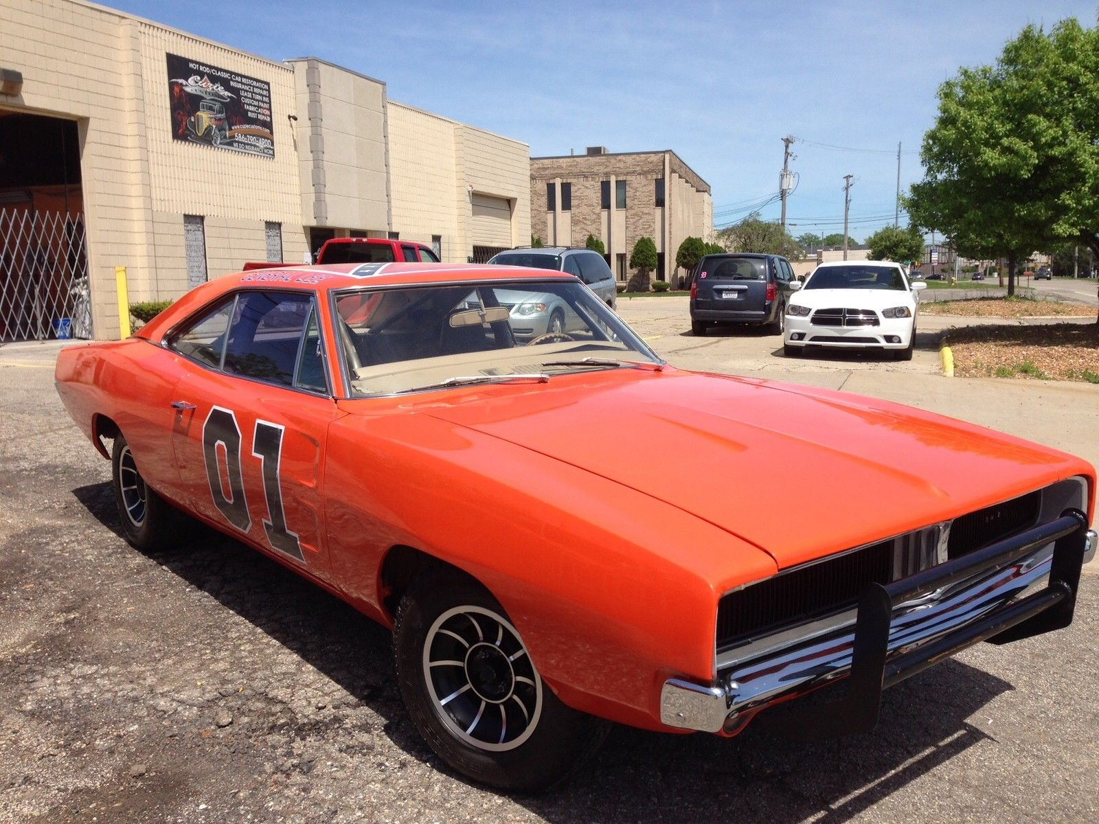 Ram Rt For Sale >> AutoTrader General Lee Charger on eBay | Mopar Blog