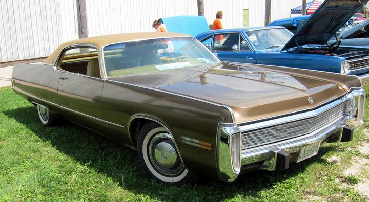 1969-73 Imperial Coupe: Obscure Muscle Car? | Mopar Blog