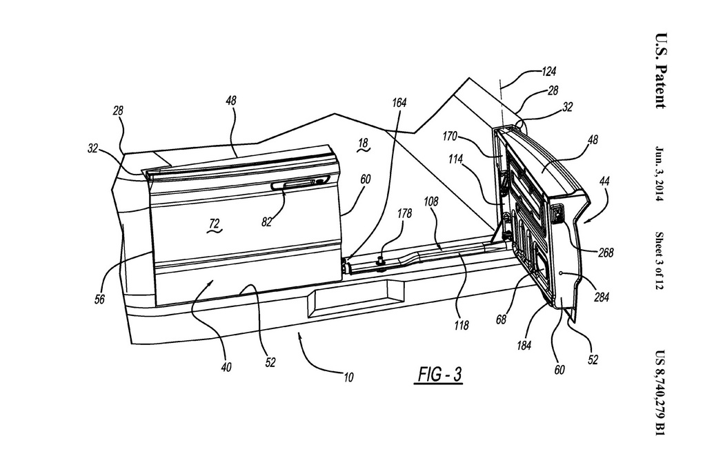 Ram-Tailgate-Patent