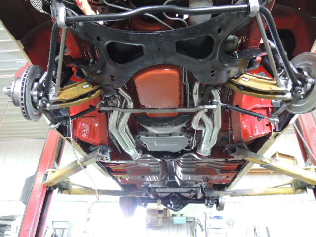 Willie-Robinsons-1969-Dodge-Charger-Daytona-undercarriage