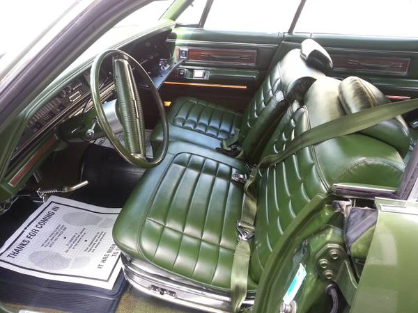 1972 Chrysler New Yorker Brougham on Craigslist | Mopar Blog