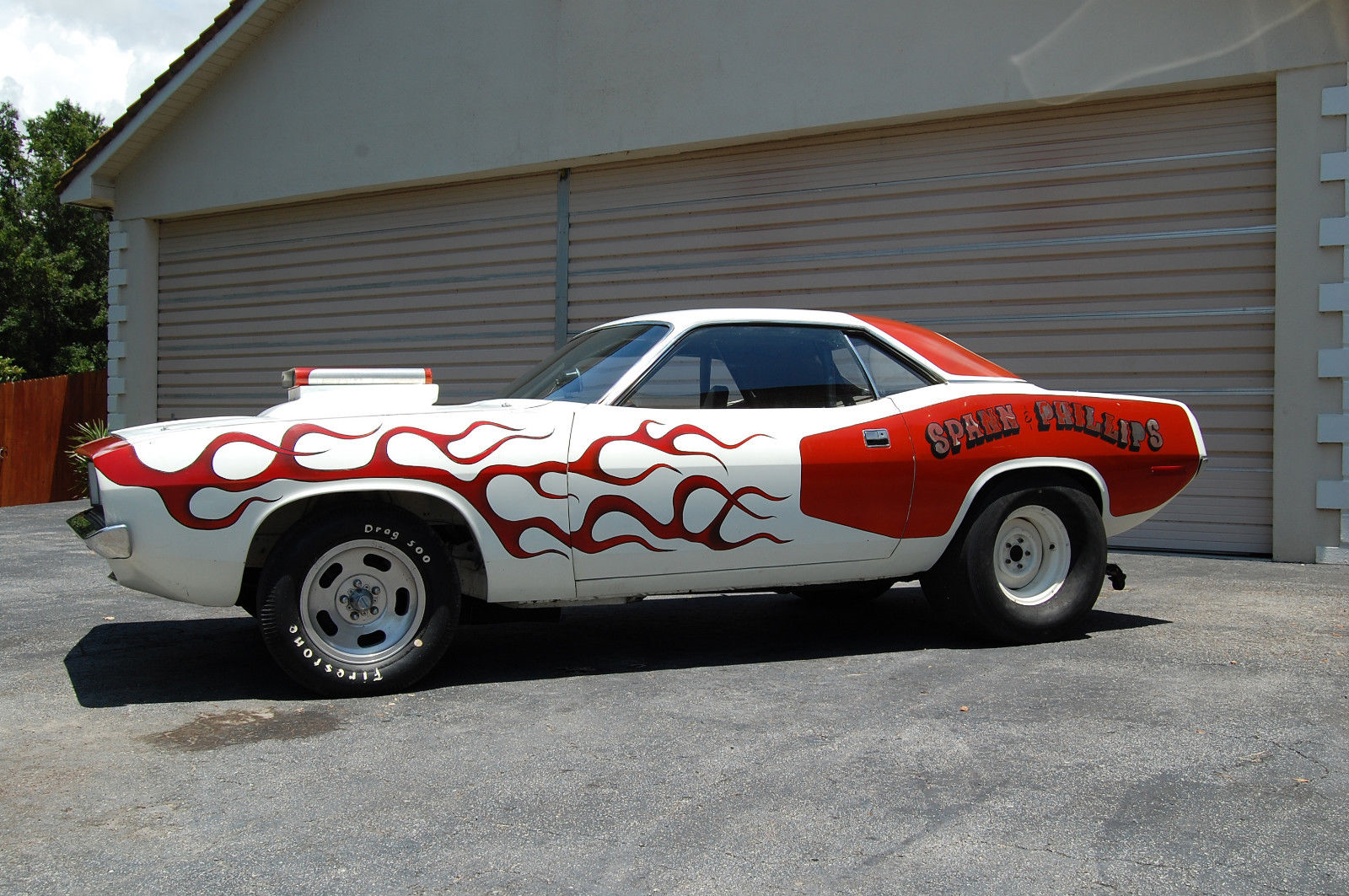 1972-Plymouth-Barracuda-Pro-Stock-side