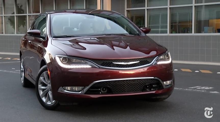 2015-Chrysler-200C