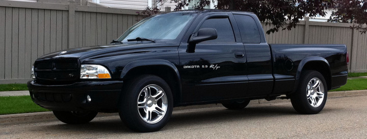 Dodge Rt Truck >> 1998 to 2003 Dodge Dakota 5.9 R/T | Mopar Blog