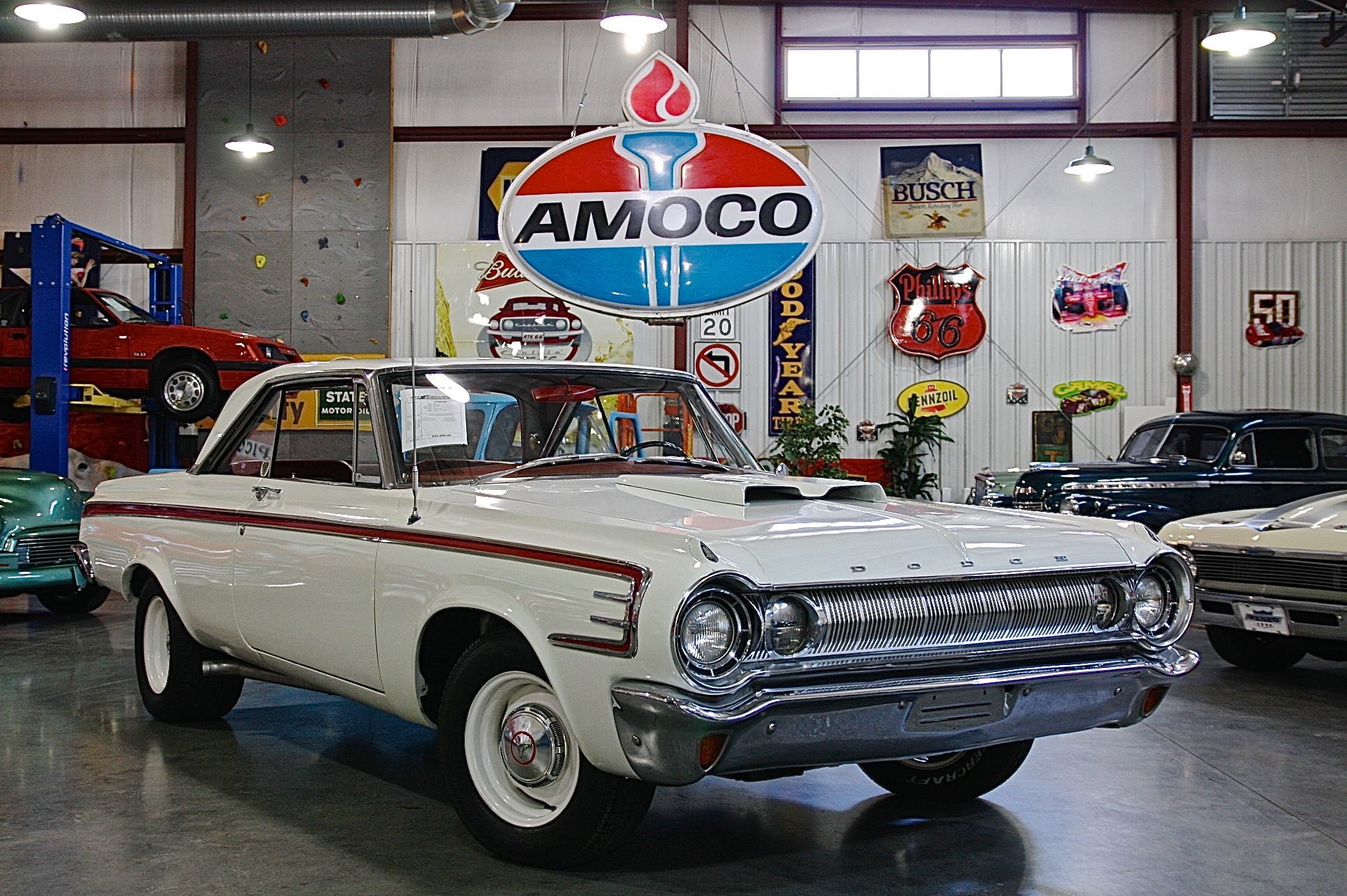 1964 Dodge Polara Max Wedge for Sale | Mopar Blog