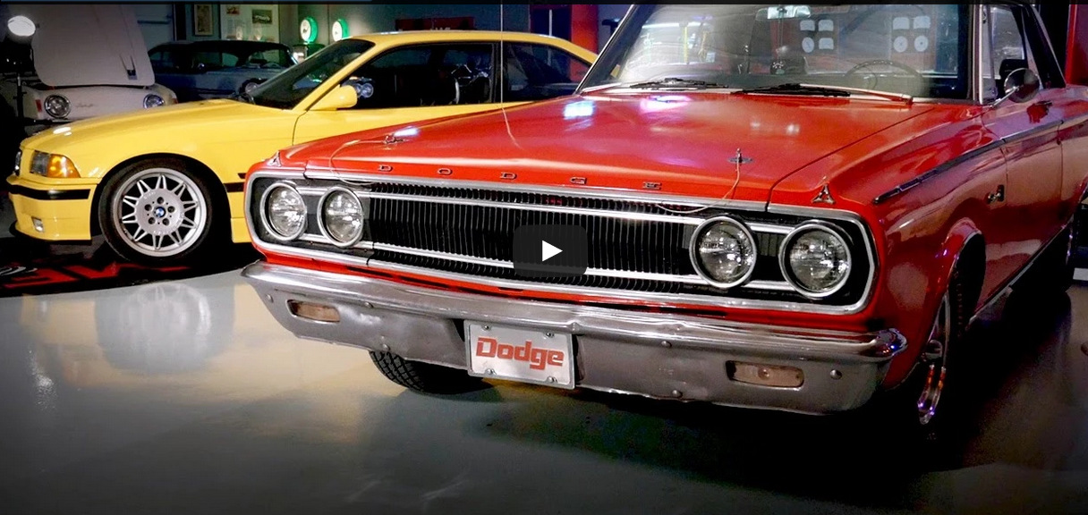 1965 Dodge Coronet 500 vs. 1995 BMW M3
