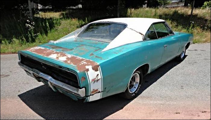 1969 Dodge Charger on Craigslist | Mopar Blog
