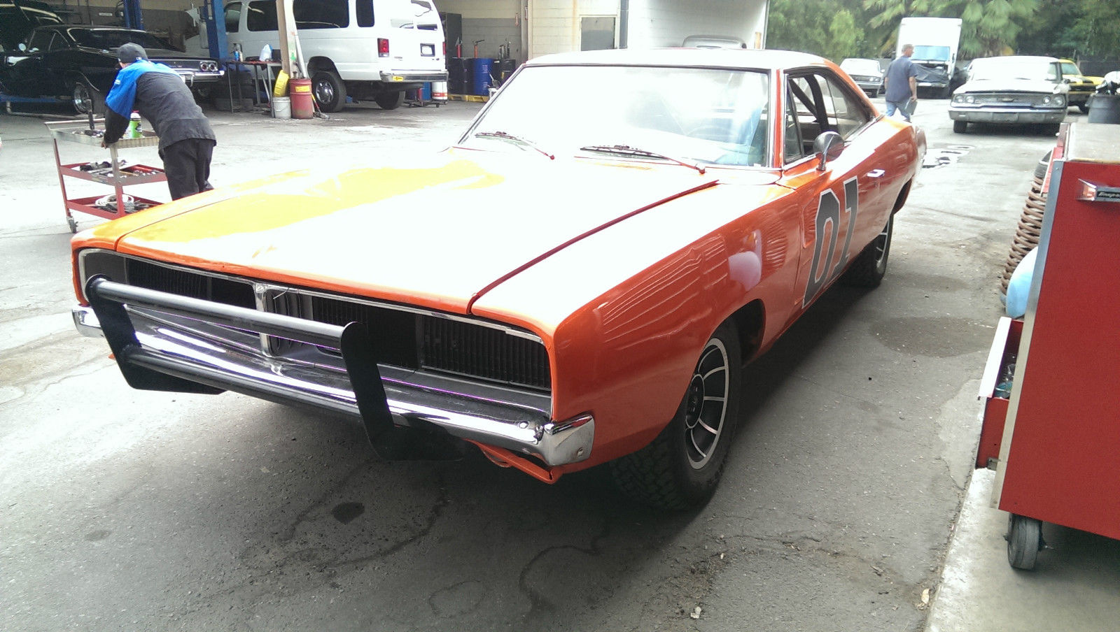 Another Autotrader General Lee On Ebay Mopar Blog
