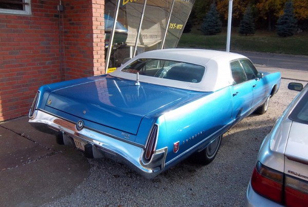 1973 Imperial Lebaron Last Of The Fuselage Styling